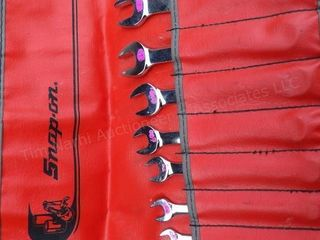 "Snap-On C-94 Wrench Set 1/4""-3/4"" fractional"