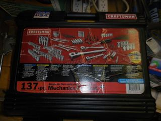 Craftsman Mechanics tool set (mostly complete **