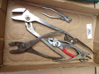 Channelock pliers