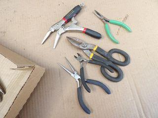Pliers & snips