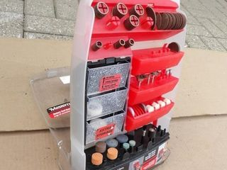 Mastercut rotary tool accessory set