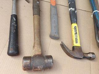 Hammers & prybars
