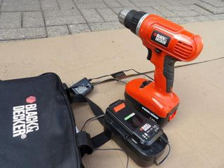 Black & Decker 18v battery