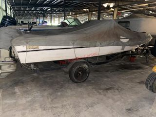 ANKOR CRAFT BOAT WITH MOTOR