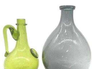 Glass Jug Decor