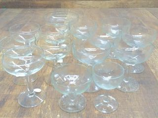 14pc Glassware Set