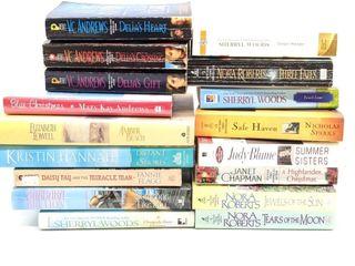 Hardback and Paperback Novels