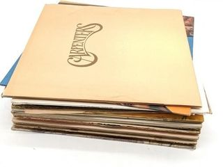 Vinyl Albums Including: Disney's Jungle Book,