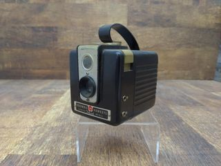 Brownie Hawkeye Kodak with Flash