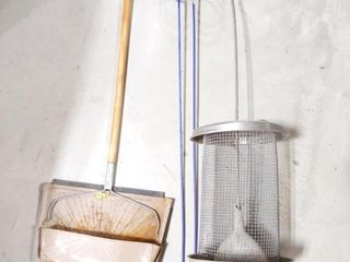 Dustpan, Bird Feeder, and More