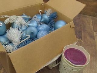 Scentsy Wax Warmer, Christmas Tree Decorations