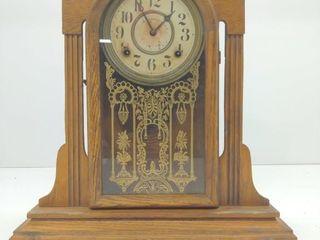 Ingraham Mantle Clock 16