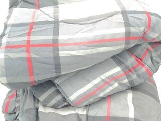 (2) Plaid Comforters