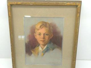 Will Mosteller Original Framed Art