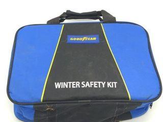 Winter Safety Kit - Flashlight, Shovel, Gloves,