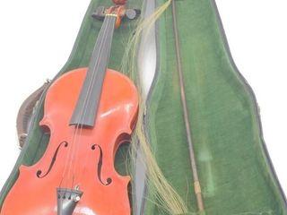 Nicolo Amati Violin Reproduction by August Liebich