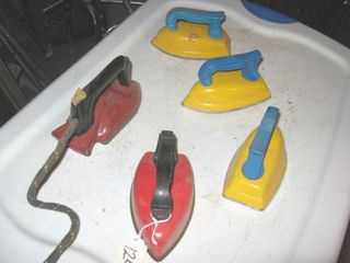 Collectible Toy irons