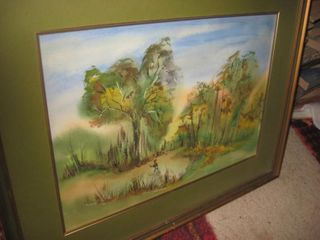 Zahradnick   artist s water colors
