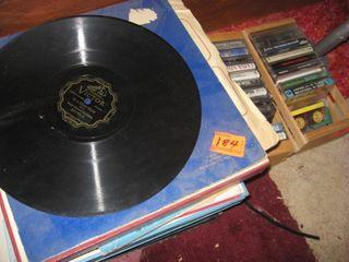 33 1 3 albums   Cassette tapes