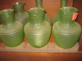 6 Frigidaire Premium jars