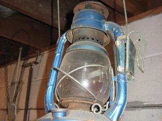 Dietz lantern   3 pulleys