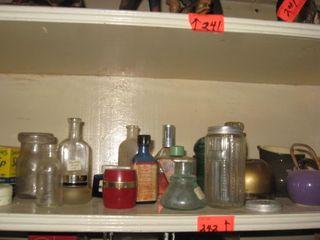 Avon bottles
