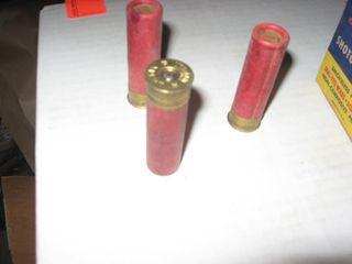 20 GA 8 Shot Shells