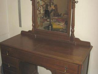 5 drawer vanity