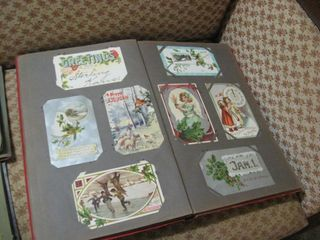 3 Post Card Albums