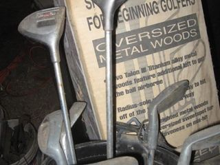 Dunlap golf clubs