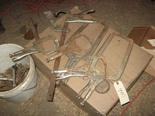 Welding C Clamps
