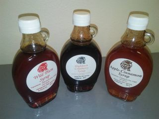 Jake's Syrups Trio Leo. (3 – 8 oz.)