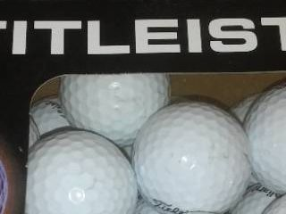 Titleist 24 Proline Grade B Golf Balls.