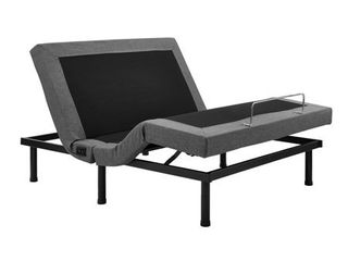 Classic Brands Adjustable Comfort Adjustable Bed Base with Wireless Remote Control