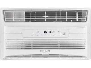 Frigidaire Quiet Temp 6 000 BTU 115V Window Mounted Air Conditioner with Remote Control