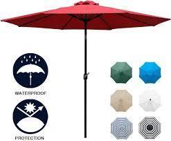 Sunnyglade 9FT Patio Umbrella