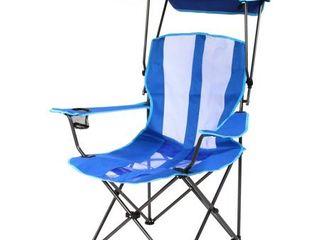 Kelsyus Original Canopy Chair   Royal Blue