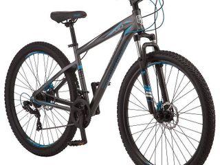 Men s Mongoose 29 in Wheel Mountain Bike  Grey