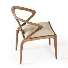 Carson Carrington Beige leatherette Dining Chair  Retail 338 49 walnut