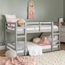 Taylor   Olive Browning Twin Solid Pine low Bunk Bed  Retail 374 99