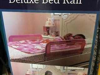 Do you deluxe bed rail new in box