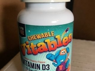 4 bottles kids chewable vitamins best use date 12 2022