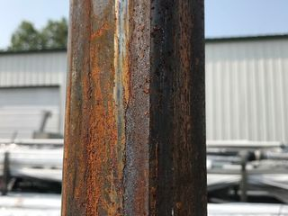Heavy duty steel stock sick 2 x 2 x 6 steel stock