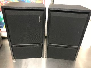 Pair of Bose speakers as pictured