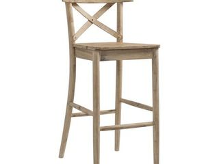 1pc Keaton Barstool Beach - Picket House Furnishings