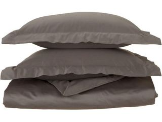 Superior Egyptian Cotton 1000 Thread Count Solid Deep Pocket Bed Sheet Set- Retail:$153.18