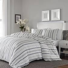 Porch & Den Claude 3-piece Cotton Sateen Duvet Cover Set- Retail:$89.99
