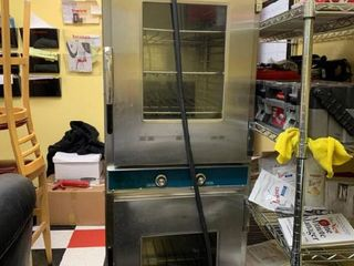 Alto Shaam model 1000 TH I Deluxe full size halo heat cook   hold oven