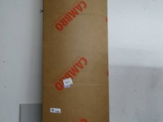 2 New Carlisle 5 ft sneeze guard panels  New in boxes