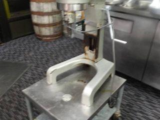 Hobart A 200 20 qt mixer w  stand